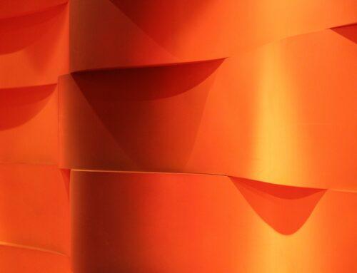 L'arancio: il colore della guarigione